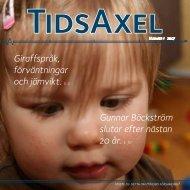 Tidsaxel 2007 1