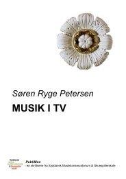 MUSIK I TV - Syddansk Musikkonservatorium og Skuespillerskole