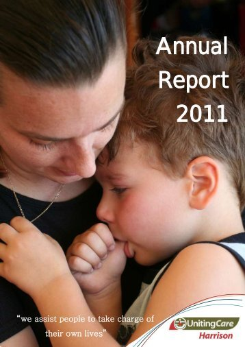Annual Report 2011 - Harrison Community Services