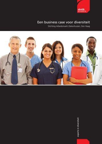 Rapport 'Een business case voor diversiteit' - StAZ
