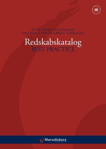 Redskabskatalog