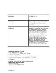 Wetsartikelen Art. 108 en 110 Rv Trefwoorden Voorwaardelijke ...