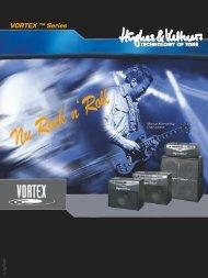 VORTEX ™ Series Nu Rock'n'Roll