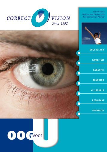 Download de Correct Vision brochure hier als PDF.