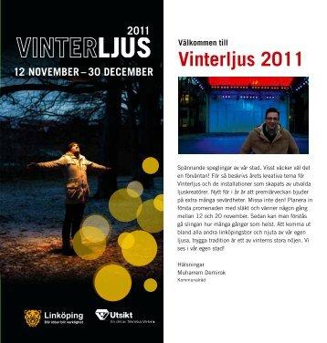 vinterljus 2011 - Tekniska verken