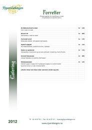 Last ned/Skriv ut alle menyer med priser i PDF - Sjumilskogen ved ...