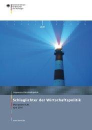 Publikation des BMWi - Theseus
