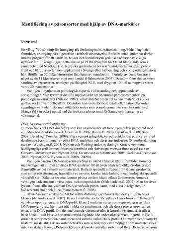 Slutrapport (pdf) - POM