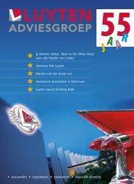J A A R - Luyten Adviesgroep