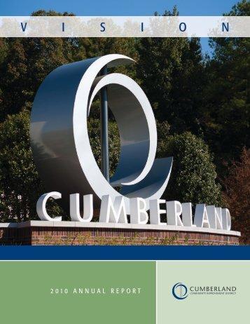 2010 ANNuAl RepORt - Cumberland CID