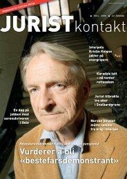 Juristkontakt 6 • 2008