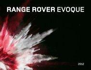 RANGE ROVER EVOQUE – Tag