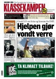 TA KLIMAET TILBAKE! - 9/11 Truth Norway