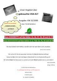 Lieferung frei Haus Deutschland - Die Behälterbörse