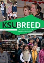 KSU-breed, juni 2012 - Katholieke Scholenstichting Utrecht