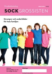 12-13 - Sockgrossisten