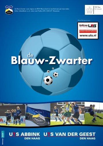 Blauw-Zwarter nr. 8 • seizoen 2010-2011 • 15