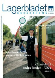 Lagerbladet - SKB