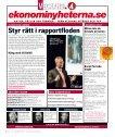 med låg profil - Veckans Affärer - Page 5