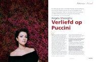 Angela Gheorghiu Interview >Vocaal - René Seghers