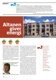 Altanen giver energi - Energiforum Danmark
