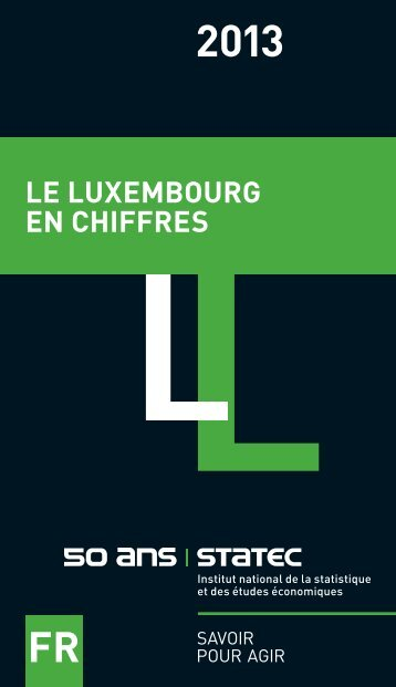 Luxembourg en chiffres 2013