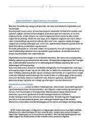 Højskoledidaktik – Højskolelovens hovedsigte. Man kan ... - FFD.dk