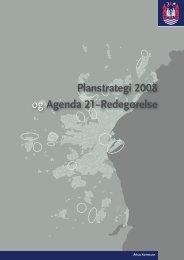 Planstrategi 2008 og Agenda 21-redegørelse - Aarhus Kommune ...