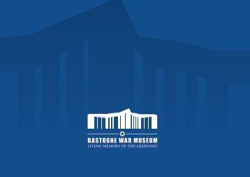 brochure (pdf) - Bastogne War Museum