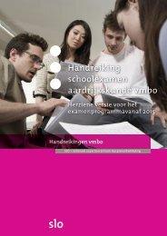 Handreiking Schoolexamen ak vmbo 2015 - Koninklijk Nederlands ...