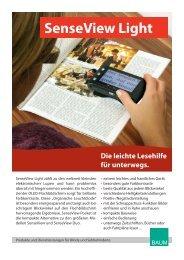 Die Lesehilfe für den täglichen Gebrauch - BAUM Retec AG