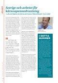 i detta nummer - Svenska Läkare mot Kärnvapen - Page 2