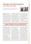 i detta nummer - Svenska Läkare mot Kärnvapen - Page 5