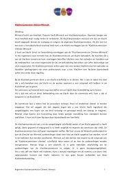 Reglementen klachtencommissie clienten - Winnock