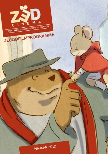 Jeugdfilmfolder najaar 2012 (PDF, 2 Mb) - Cinema ZED