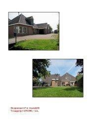 dorpsstraat 67 brochure - Peter Pals