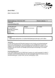 Vaststellen van de verordening watertoeristen - Gemeente ...