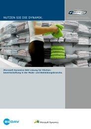 Download Broschüre - BEDAV