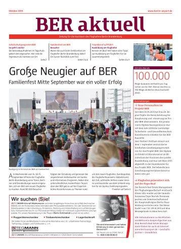BER aktuell 10/2013