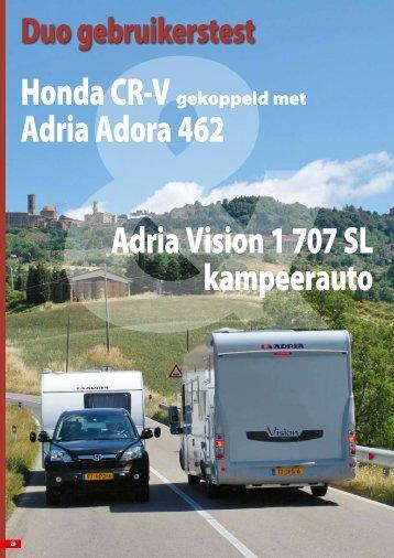 Download de Auto-Caravan Kampeerautotest 2009 - ACSI ...