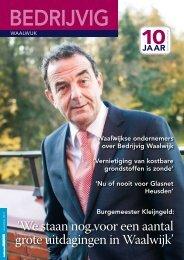 Bedrijvig Waalwijk - De Winter media groep