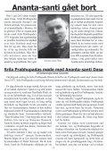 ANANTA-SANTI GÅET BORT - Nyt fra Hare Krishna - Page 5