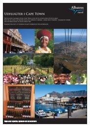 Udflugter i Cape Town - Albatros Travel