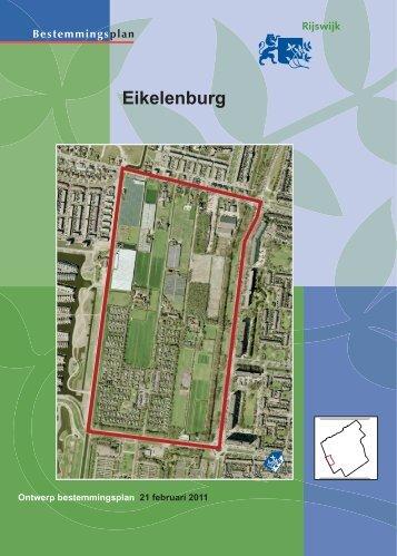 Eikelenburg - Gemeente Rijswijk