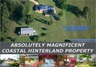 Jarra Brochure - Gympie Real Estate - Gary Dun Property Sales