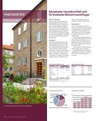 Verksamhetsbeskrivning del2 2012 - Stockholmshem