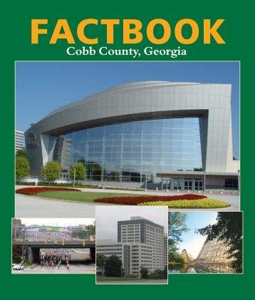 Factbook - Cobb County Economic Development