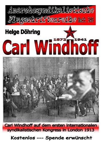 349 Döhring, Helge - Carl Windhoff 1872-1941