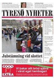 Nr 8 2009 - Tyresö Nyheter