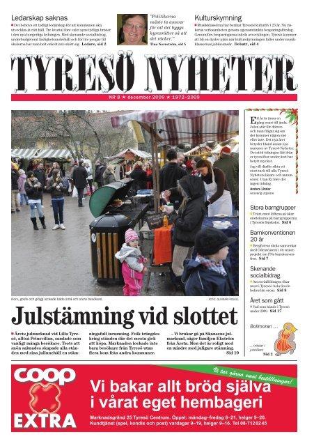 Nr 8 2009 Tyreso Nyheter